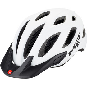 MET Crossover Casque, white
